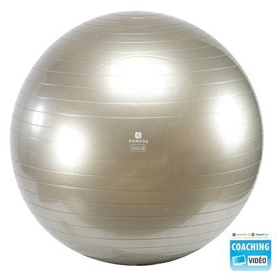 J'ai testé la gymnastique prénatale avec ballon ...